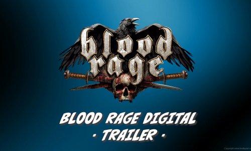 BLOOD RAGE: DIGITAL EDITION // Auf Steam ab dem 27. Mai 2020