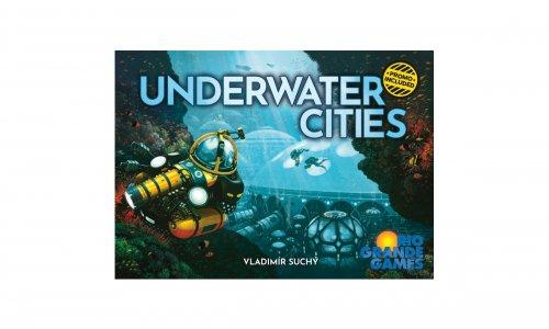 UNDERWATER CITIES // deutsche Version wieder verfügbar
