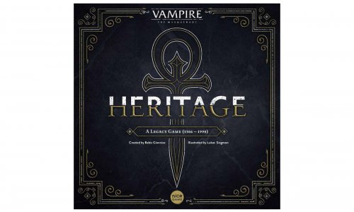 VAMPIRE THE MASQUERADE – HERITAGE // Jetzt vorbestellbar