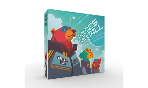 WILDES WELTALL // erscheint bei Board Game Circus