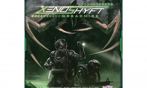 XENOSHYFT: DREADMIRE // Print & Play kostenlos verfügbar