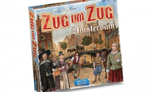 ZUG UM ZUG – AMSTERDAM // Neuheit angekündigt