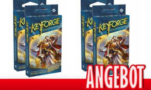ANGEBOT // Keyforge: Zeitalter des Aufstiegs