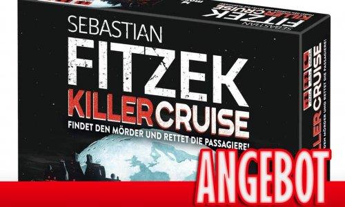 ANGEBOT // Sebastian Fitzek – Killercruise