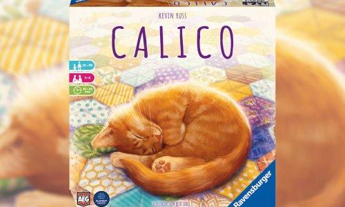 CALICO // erscheint Mitte März 2021