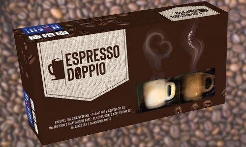 ESPRESSO DOPPIO // erscheint bald bei HUCH!
