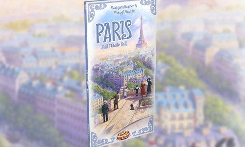 PARIS // Erweiterung im Mai auf Kickstarter