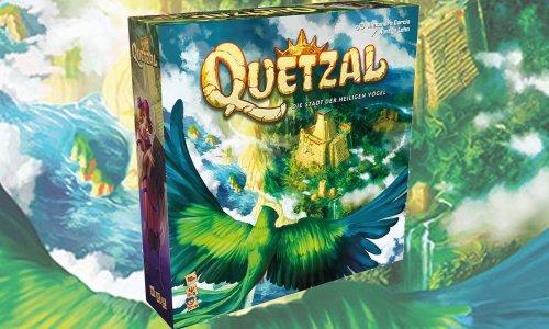 QUETZAL // erscheint im April 2021