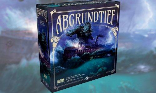 ABGRUNDTIEF // neues Fantasy Flight Game angekündigt