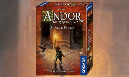 ANDOR STORYQUEST – DUNKLE PFADE // erscheint im Oktober 2021