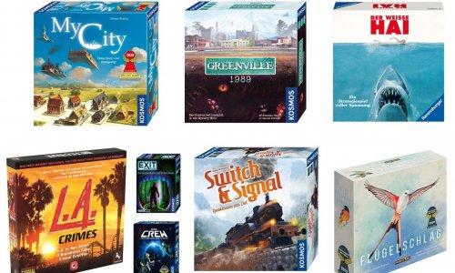 ANGEBOTE // Viele Brettspiel auf Amazon im Angebot