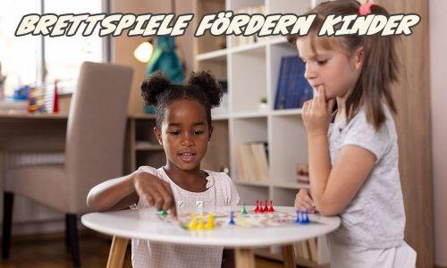 FORSCHUNG // Brettspiele fördern mathematische Fähigkeiten bei Kindern