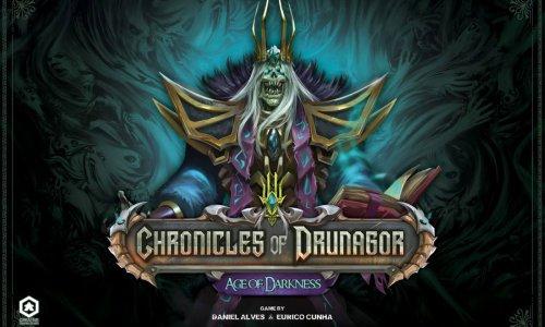 CHRONICLES OF DRUNAGOR: AGE OF DARKNESS // neue Kampagne angekündigt