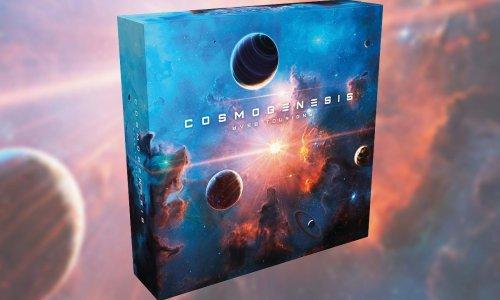 COSMOGENESIS // erscheint Ende März 2021