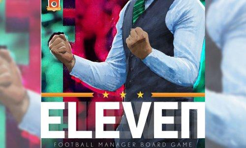 ELEVEN: FOOTBALL MANAGER BOARD GAME // erscheint 2021