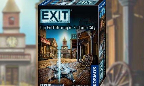EXIT - DAS SPIEL: DIE ENTFÜHRUNG IN FORTUNE CITY // erscheint im Mai