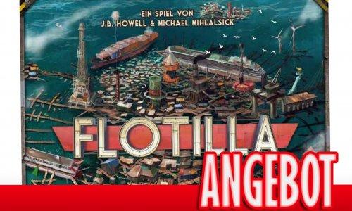 ANGEBOT // FLOTILLA mit 18% Rabatt