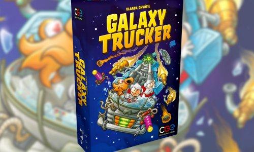 GALAXY TRUCKER // Neuauflage erscheint 2021