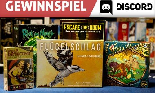 GEWINNSPIEL // FÜR ALLE DISCORD-MITGLIEDER