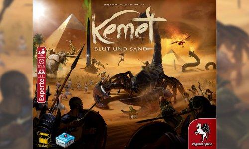 KEMET – BLUT UND SAND // lässt sich vorbestellen