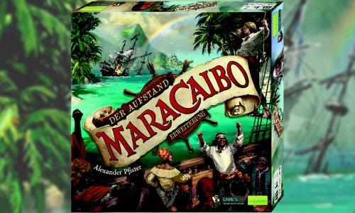 MARACAIBO – DER AUFSTAND // Erweiterung angekündigt