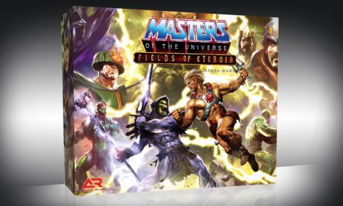 MASTERS OF THE UNIVERSE: FIELDS OF ETERNIA // bald 1.000.000 € erreicht?