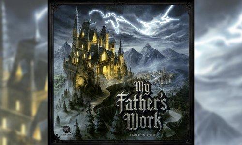 MY FATHER'S WORK // auf Kickstarter