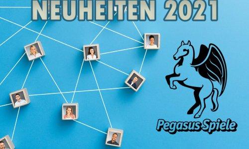NEUHEITEN // PEGASUS KICK OFF DAYS 2021