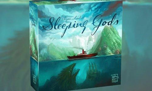 SLEEPING GODS // lässt sich vorbestellen