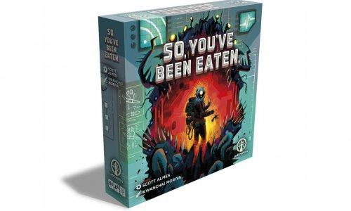 SO YOU'VE BEEN EATEN. // erscheint 2021