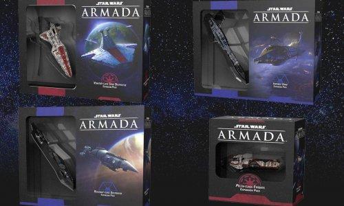 STAR WARS ARMADA // ein Schwung an Neuheiten 2021 vorbestellbar