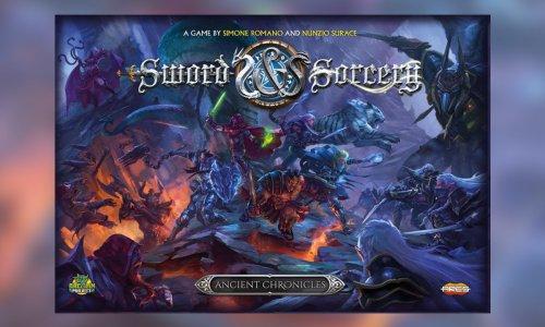 SWORD & SORCERY: ANCIENT CHRONICLES // soll im April erscheinen