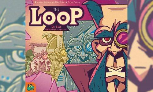 THE LOOP // soll im Juni in Deutschland erscheinen