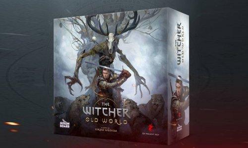 THE WITCHER: OLD WORLD // Kickstarter kommt im Mai 2021