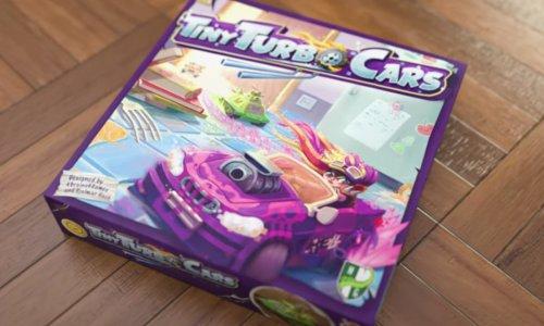CASTLE TRICON // TINY TURBO CARS
