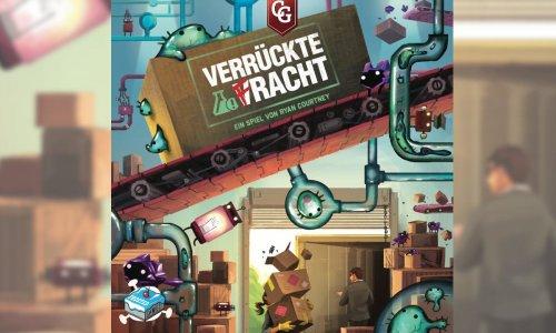 VERRÜCKTE FRACHT // erscheint bei Frosted Games