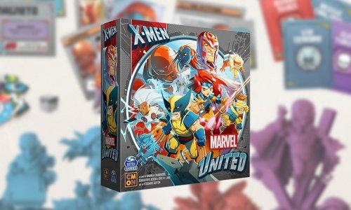 MARVEL UNITED: X-MEN // auf Kickstarter