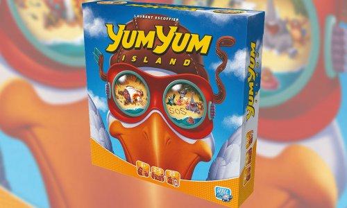 YUM YUM ISLAND // Das Spiel ist bald im Handel verfügbar