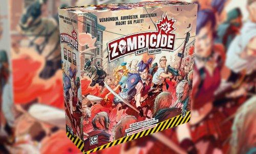 ZOMBICIDE: ZWEITE EDITION // von Asmodee angekündigt