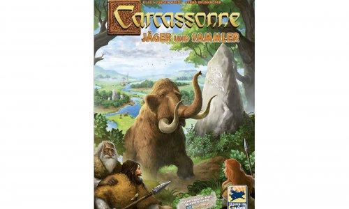 CARCASSONNE // Jäger und Sammler wieder im Handel
