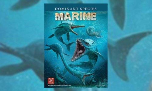 DOMINANT SPECIES MARINE // deutsche Version wird umgesetzt