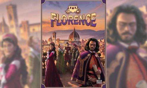 FLORENZ // jetzt in der Spieleschmiede