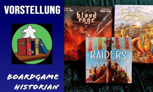 VORSTELLUNG // Boardgame Historian