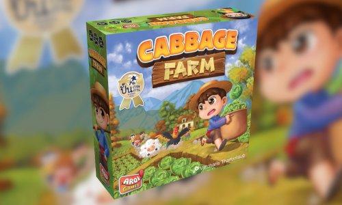 Cabbage Farm // neues Familienspiel