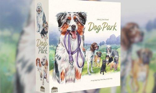 DOG PARK // auf Kickstarter im September