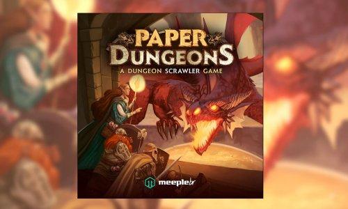 PAPER DUNGEONS // erscheint bei ALLEY CAT GAMES