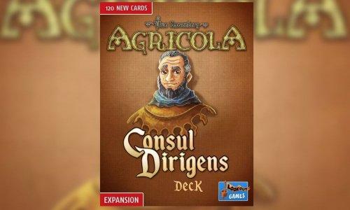 AGRICOLA // Neues Kartendeck erscheint dieses Jahr
