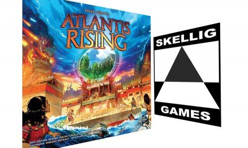 ATLANTIS RISING // auf Deutsch von Skellig Games