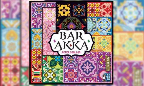 BARAKKA // Kartenspiel bereits erhältlich