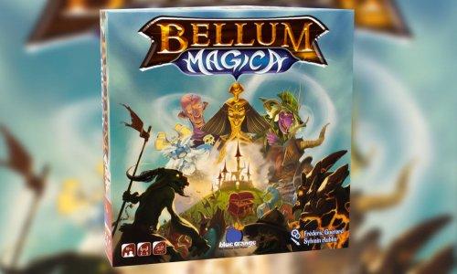 BELLUM MAGICA // Neuheit von BLUE ORANGE